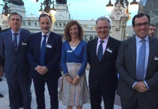 Tres abogados de entidades navarras, entre los 70 directores jurídicos más influyentes de España