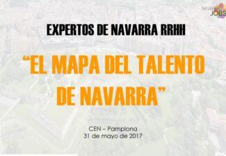 El mapa del talento en Navarra