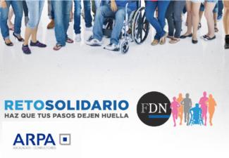 ARPA se une al Reto solidario FDN'