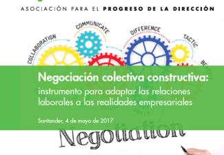Negociación colectiva constructiva: un instrumento para adaptar las relaciones laborales a las realidades empresariales