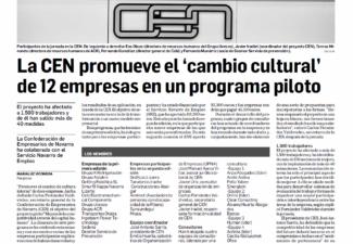ARPA contribuye al 'cambio cultural' de 12 empresas en un programa piloto