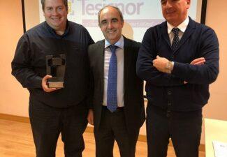 Arpa recibe el Premio Tesicnor en agradecimiento por la trayectoria de colaboración