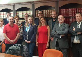 Delegados de Chihuahua visitaron Navarra de la mano de ARPA Abogados Consultores