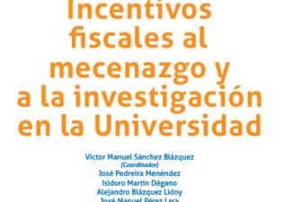 ARPA propone incentivos fiscales al mecenazgo y a la investigación en la Universidad