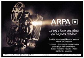 ARPA Abogados Consultores participa en el evento internacional Conecta Fiction