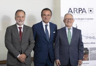 Incorporación de Rafael del Rivero al equipo de Empresa Familiar de ARPA