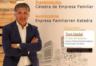 Presentación de la Cátedra de Empresa Familiar.