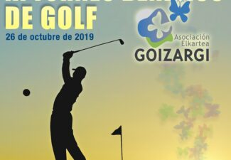 IX Torneo Benéfico de Golf Goizargi