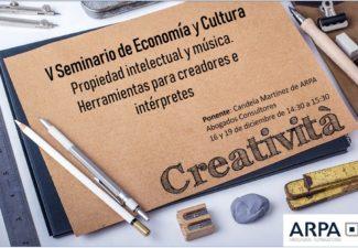 Propiedad intelectual y música. Herramientas para creadores e intérpretes.