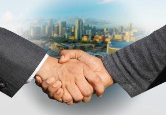 Principales tipos de contratos durante la internacionalización.