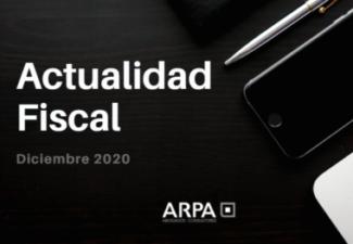 Real Decreto-Ley 34/2020, 17 de noviembre: Medidas tributarias