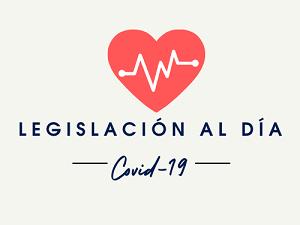 Legislación al día COVID-19